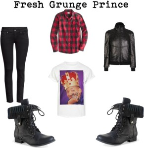 Fresh Grunge Princess