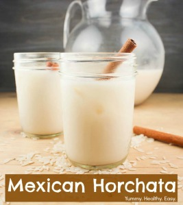 Mexican Horchata 1